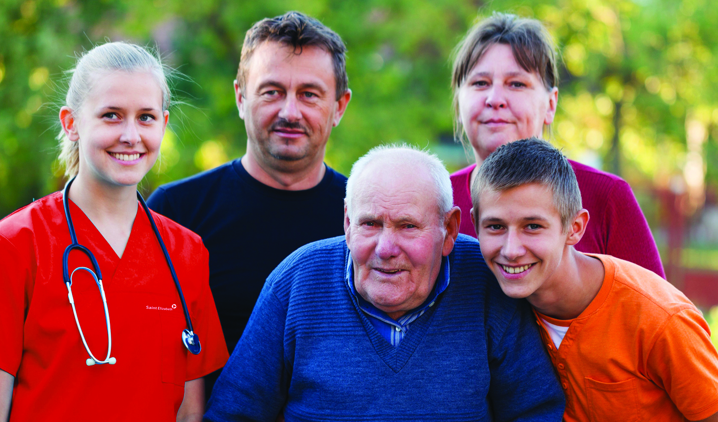 Saint Elizabeth Person and Family Centred Care Institute